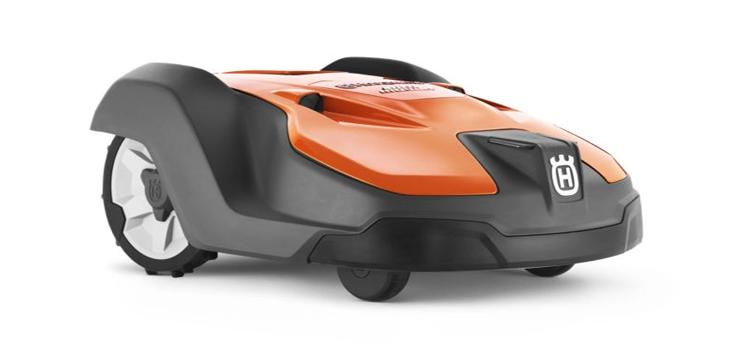 Husqvarna lança cortador de grama robô para uso profissional
