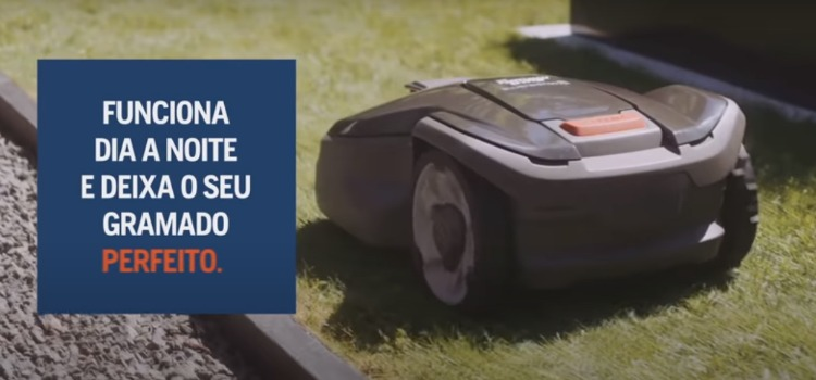 Quer deixar o seu gramado perfeito? Conheça o Automower® Husqvarna